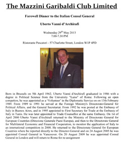 Click for details and invitation to the Consul General's farewell dinner